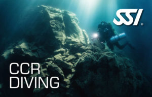 SSI CCR Diving