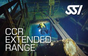 SSI CCR Extended Range Diving